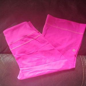 Neon Pink Lululemon!